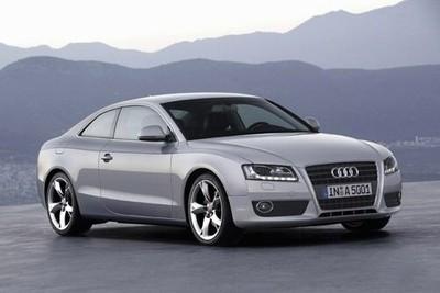 Audi A5 2007 foto attēls