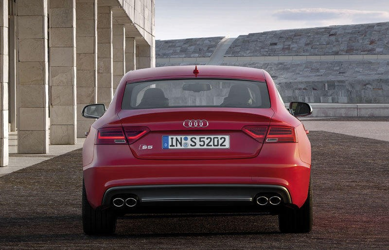 Audi A5 Sportback Hatchback 2011 Reviews Technical Data Prices