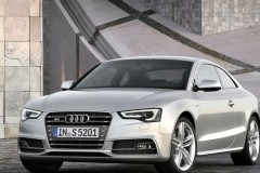Audi A5 kupejas foto attēls 2