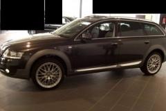 Audi A6 Allroad universāla foto attēls 11
