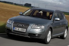 Audi A6 Allroad universāla foto attēls 6