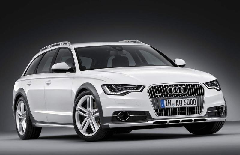 Audi A6 2012 foto attēls