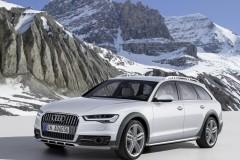 Audi A6 Allroad universāla foto attēls 4