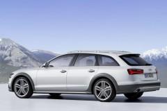 Audi A6 Allroad universāla foto attēls 3