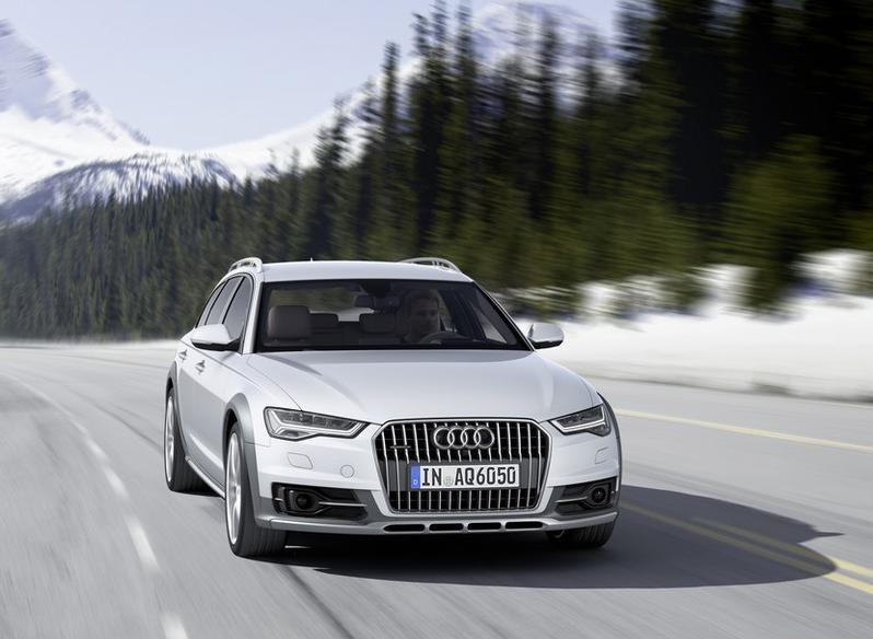 Audi A6 2014 foto attēls