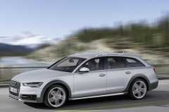 Audi A6 Allroad universāla foto attēls 2