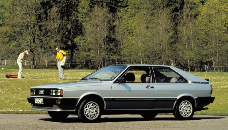 Audi Coupe 1980 foto