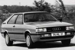 Audi Coupe coupe foto 1