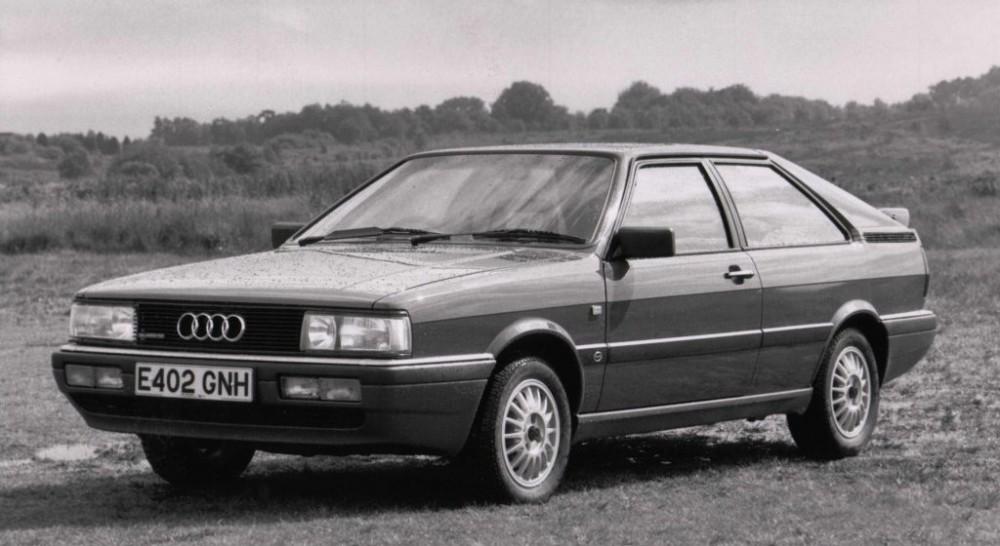 Audi Coupe 1983 foto