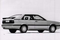 Audi Coupe coupe foto 4