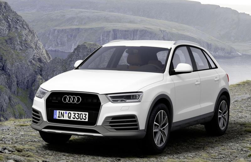 audi q3 2014 technical data prices. Black Bedroom Furniture Sets. Home Design Ideas