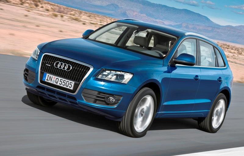 Audi Q5 2008 foto attēls