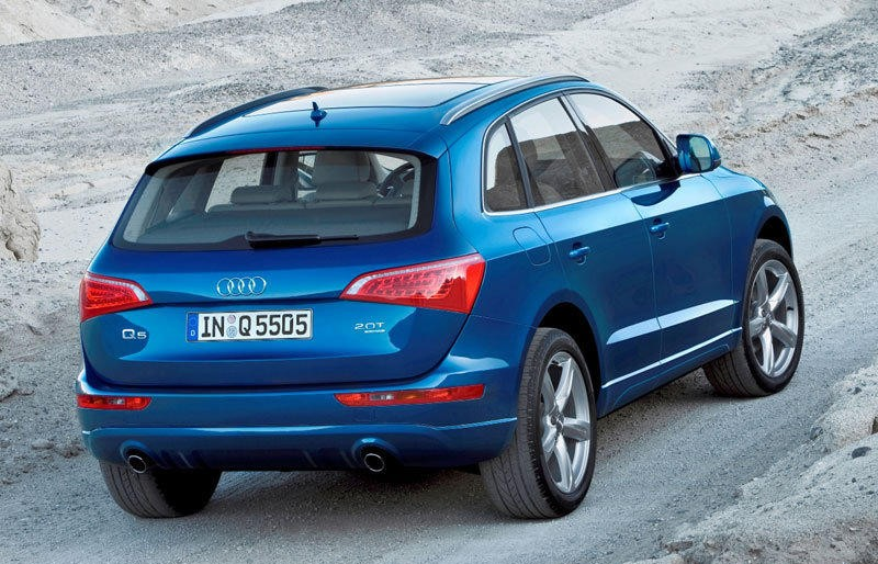 audi q5 2008 2012 reviews technical data prices. Black Bedroom Furniture Sets. Home Design Ideas