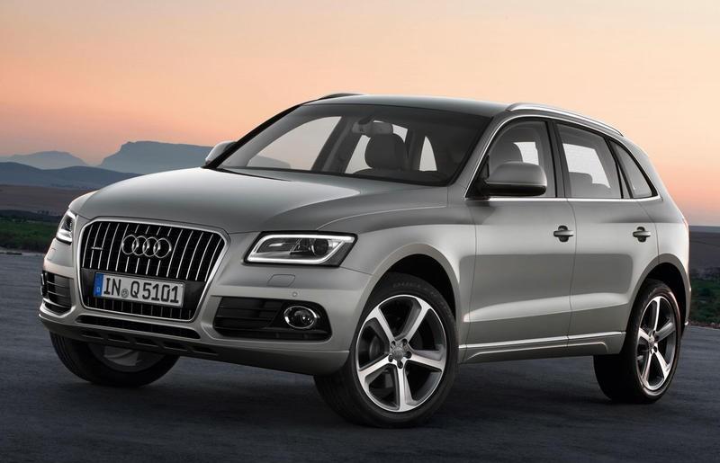 Audi Q5 2012 foto attēls