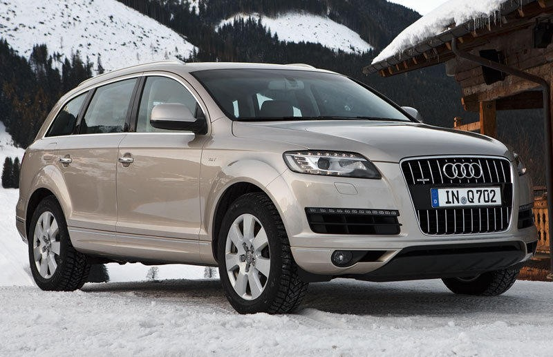 audi q7 2009 2015 reviews technical data prices. Black Bedroom Furniture Sets. Home Design Ideas