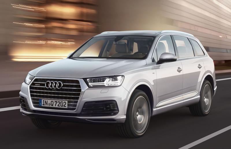 Audi q7 2015 price