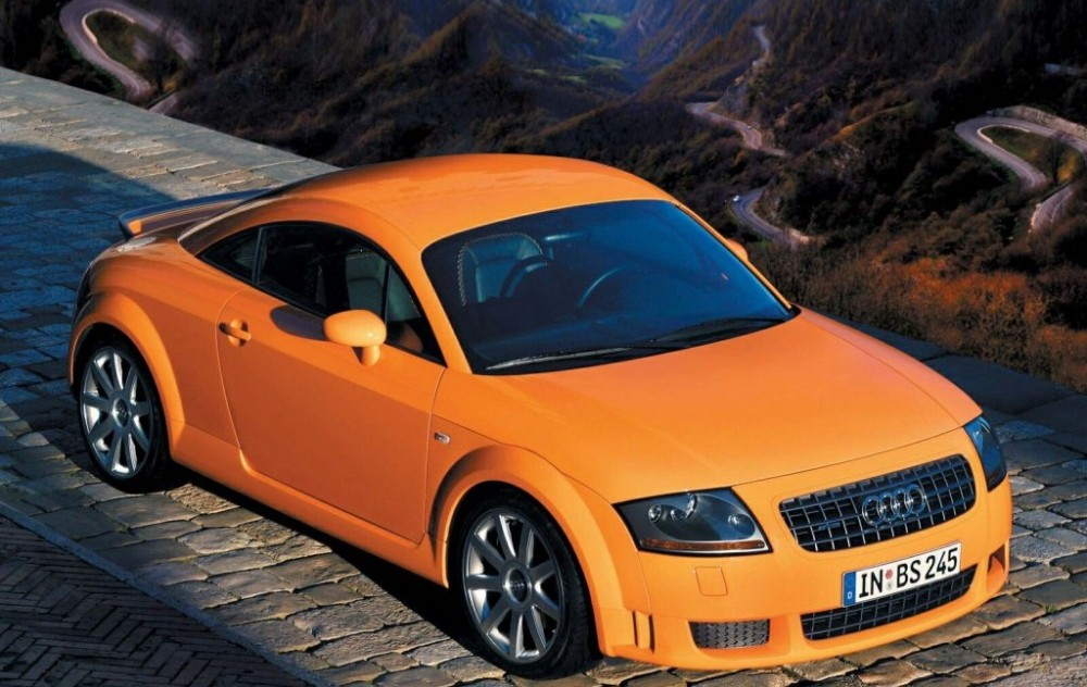 audi tt coupe 1998 2006 technical data prices. Black Bedroom Furniture Sets. Home Design Ideas