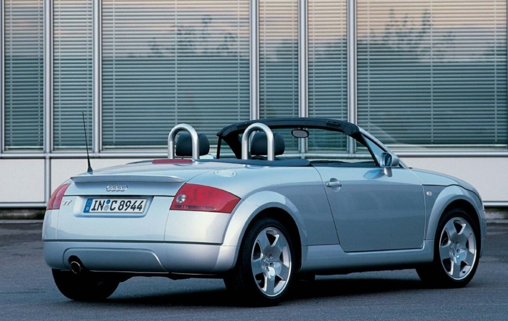 audi tt cabrio 1999 2006 technical data prices. Black Bedroom Furniture Sets. Home Design Ideas