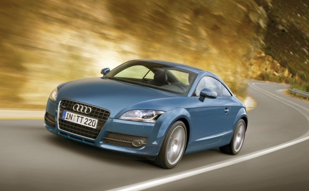Audi TT 2006 foto attēls