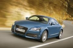 Audi TT kupejas foto attēls 1