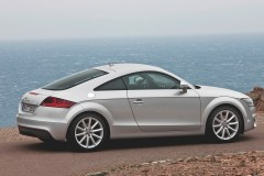 Audi TT kupejas foto attēls 12