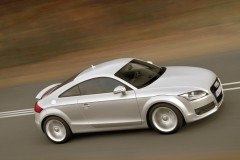 Audi TT kupejas foto attēls 10