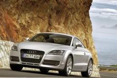 Audi TT kupejas foto attēls 7