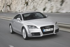 Audi TT kupejas foto attēls 15