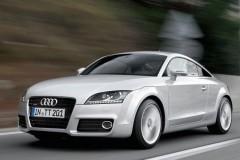 Audi TT kupejas foto attēls 16