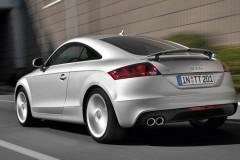 Audi TT kupejas foto attēls 20
