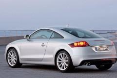 Audi TT kupejas foto attēls 4