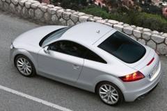 Audi TT kupejas foto attēls 5