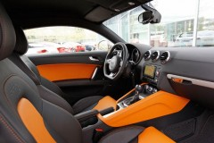 Audi TT kupejas foto attēls 6