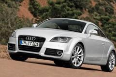 Audi TT kupejas foto attēls 9