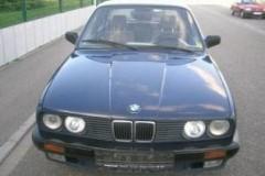 BMW 3 sērijas E30 sedana foto attēls 15