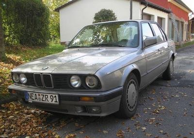 BMW 3 series 1983 photo image