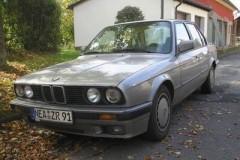 BMW 3 sērijas E30 sedana foto attēls 9