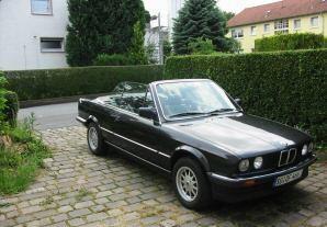 BMW 3 sērija 1986 foto attēls