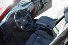 BMW 3 sērijas E30 kabrioleta foto attēls 5