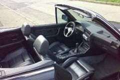 BMW 3 sērijas E30 kabrioleta foto attēls 18