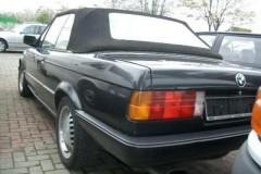 BMW 3 sērijas E30 kabrioleta foto attēls 1