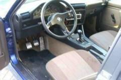 BMW 3 sērijas E30 kabrioleta foto attēls 15