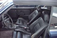 BMW 3 sērijas E30 kabrioleta foto attēls 14