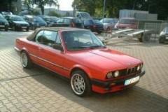 BMW 3 sērijas E30 kabrioleta foto attēls 8