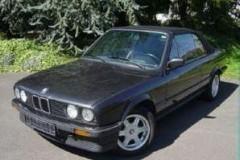 BMW 3 sērijas E30 kabrioleta foto attēls 9