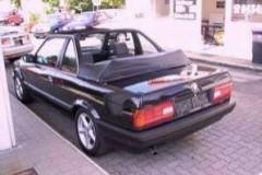 BMW 3 sērijas E30 kabrioleta foto attēls 11
