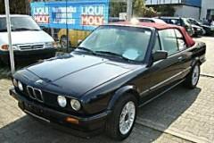 BMW 3 sērijas E30 kabrioleta foto attēls 12