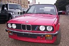 BMW 3 sērijas E30 kabrioleta foto attēls 13