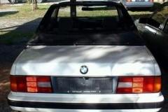 BMW 3 sērijas E30 kabrioleta foto attēls 4