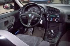 BMW 3 sērijas E36 sedana foto attēls 5